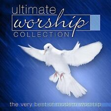 Various Artists : Ultimate Worship Collection Vol.1: Compiled By Joel Engle CD
