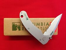 CRKT 6012 NAVAJO ITALY KNIFE-DISCONTINUED-COLLECTIBLE