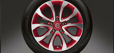 "Nissan Juke OEM Red 17"" Alloy Wheel 2011-2015"