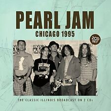 Pearl Jam-Chicago 1995  CD NEW