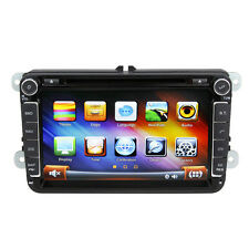 """Rupse 8"""" Autoradio GPS Navigation DVD stéréo pour VW Golf Passat CC Jetta"""