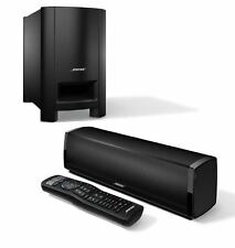 New Bose CineMate 15   Digital Theater Speaker System  One Year Bose Warranty!!!