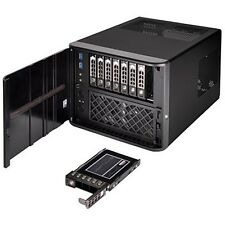 SilverStone Technology Inc CS280B Silverstone Mini-Itx, Mini-Dtx, NEW