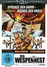 Das Wespennest - Hornets' Nest Rock Hudson  DVD Neu!