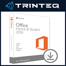Microsoft Office 2016 Home and Student Edition | PC Download Lifetime Activation