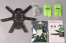 Kingkong HEX300 300mm RC FPV Mini Hexacopter Quadcopter w/Tail LED & Propeller
