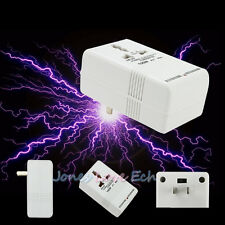 110V to 220V Step-Up & Down Voltage Converter 100W Watt Transformer Travel US