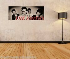 The Smiths Poster UK Morrissey alternative music group wall dorm room garage