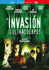 Invasion Of The Body Snatcher - La Invasión De Los Ultracuerpos (Blu-Ray + Dvd)