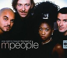 NEW One Night In Heaven by M People CD (CD) Free P&H