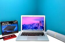Apple MacBook Air 13 Laptop Mac OSX-2015 *1 Year Warranty* Upgraded 1.86Ghz Core