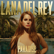 Paradise (Lp) - Lana Del Rey (Vinyl Used Very Good) Explicit Version