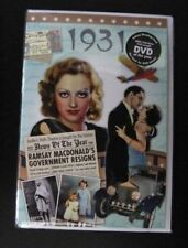 24001 1931 DVD CARD DVDCARD BIRTHDAY GREETING HISTORY
