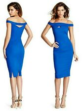 💘 GUESS BY MARCIANO FIA OFF-THE-SHOULDER PENCIL DRESS 💝