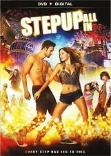 Step Up All In DVD NEW!!!FREE FIRST CLASS SHIPPING !!