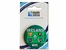 Coupe du monde de rugby 2015 irlande bouton badge-official licensed product
