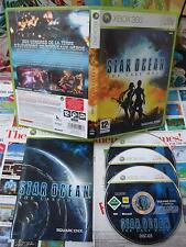 Xbox 360:Star Ocean - The Last Hope [TOP RPG & 1ERE EDITION] COMPLET - Fr