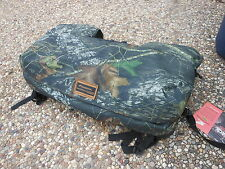 NOS Honda Moose ATV Quad Rear Rack Storage Cargo Bag Luggage HM01-2338