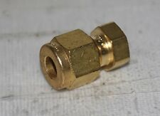 "1/4"" Tube Cap Fitting Brass SWAGELOK"