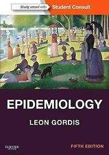 Epidemiology: with STUDENT CONSULT Online Access, 5e (Gordis, Epidemiology), Gor