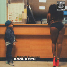 Kool Keith - Feature Magnetic (Vinyl LP - 2016 - US - Original)