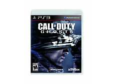 ~PS3 LOT Of (3) CALL OF DUTY GHOSTS~NEW FACTORY SEALED PACKAGES~