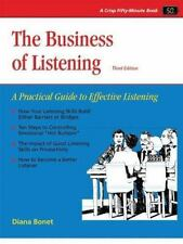 Crisp: The Business of Listening, Third Edition: A Practical Guide to Effective