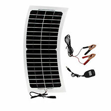 Solar panel Portable charger 10 Watt 18V  for sommer and winter outdoor car