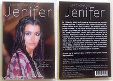 Jenifer La révolution Edition de la Lagune 2007