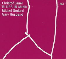 Christof Lauer Michel Godard Gary Husband Blues In Mind 2007 ACT CD
