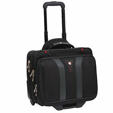 "Wenger Swissgear Granada Rolling Business Case Luggage Fits Up To 17"" Notebook"