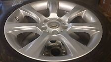"BMW 5 & 6 SERIES OEM FACTORY  STYLE 330 18"" WHEELS, TPMS, TIRES & CENTER CAP SET"