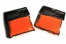 2 x Demist Pad Polishing & Drying Cars Home Windows Glass Cosmos Valet Accessory
