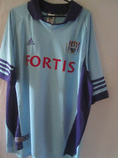 Anderlecht 2000-2001 Cup Football Shirt Size XL /2513