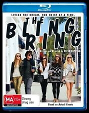 The Bling Ring (Blu-ray, 2013) NEW