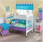 BUTTERFLY Baby Bedding Blanket Comforter Crib Cuna Pillow Hamper 12PC Staker NEW