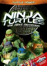 TEENAGE MUTANT NINJA TURTLES THE NEXT MUTATION TURTLE POWER New DVD