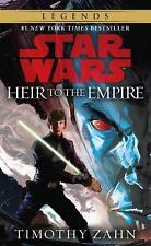 Star Wars the Thrawn Trilogy - Legends: Heir to the Empire 1 by Timothy Zahn...