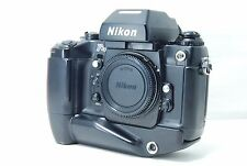 Nikon F4s 35mm SLR Film Camera Body Only  SN2117877  **Excellent+**