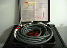Monster Cable 1.4S Bi-wire Audiophile speaker cable 3m PAIR