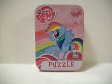 My Little Pony 50 Piece Puzzle in Collectible Tin