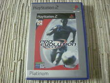 PRO EVOLUTION SOCCER  PES  PLAYSTATION 2 PS 2 NUEVO Y PRECINTADO