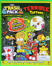 Trash Pack Gross Gang   Your Garbage Terrible Tattoos Disgusting Fun Activities