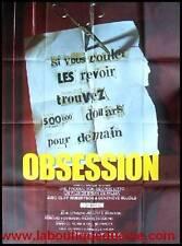OBSESSION Affiche Cinéma ORIGINALE / French Movie Poster BRIAN DE PALMA