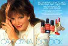 1990s glamour ad for Max Factor Jacqueline Smith-123