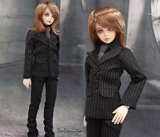 1/4 BJD 43-45cm MSD Boy Doll black suit outfit Set dollfie Luts minifee#M3-55M