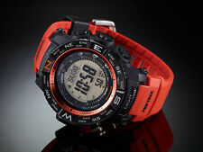 Casio Protrek  Tough Solar Triple Sensor Atomic Watch PRW3500Y-4