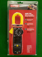 Amprobe AMP-210 600A AC TRMS Clamp Multimeter