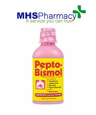 Pepto-bismol liquid suspension 87.6mg/5ml 480ml