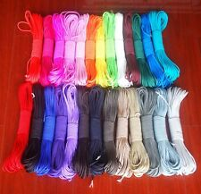 550 Paracord Parachute Cord Lanyard Mil Spec Type 7 Strand Core 300FT For DIY